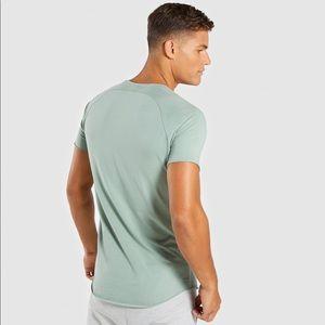 ec9befc0fde6a1 Gymshark Shirts - NWT gymshark men s eaze t-shirt in pale green